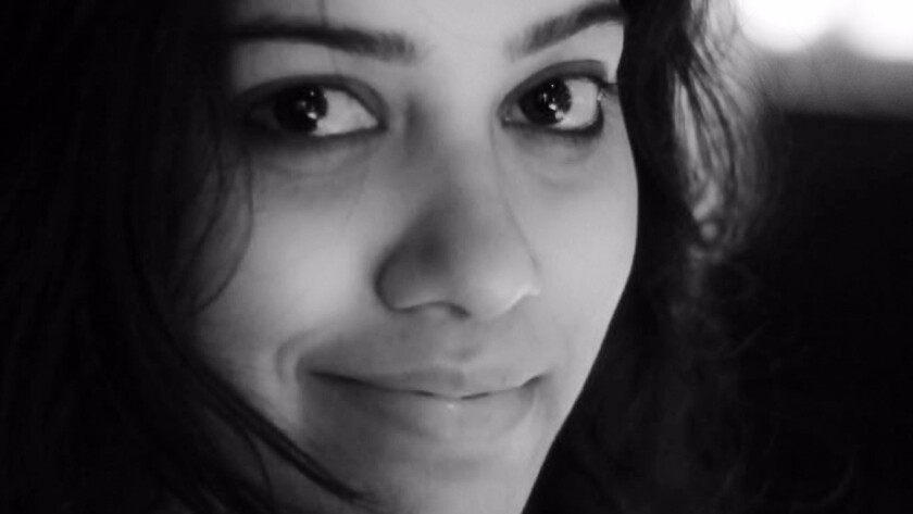 "Filmmaker and anti-FGM activist Priya Goswami, director of ""A Pinch of Skin."""