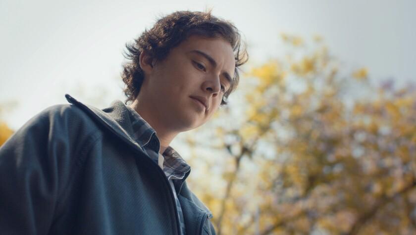"Ryan Malgarini in ""The Young Kieslowski,"" a Mance Media release."