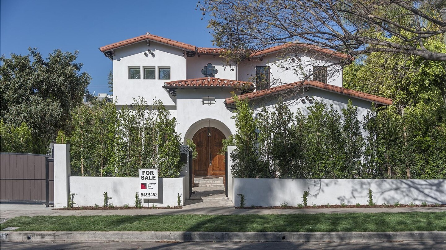 Home of the Day: Spanish style in walkable West hollywood