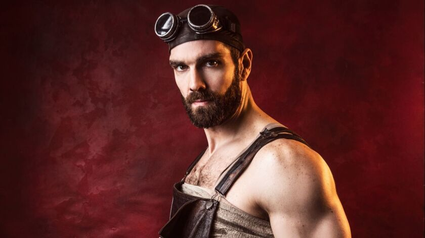 A Breakout Star Of Hadestown And The Chorus Boys Who Steal