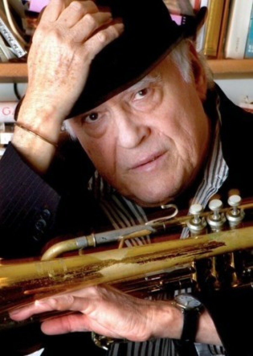 Mike Zwerin played with musicians including Miles Davis, Billy May and Sonny Dunham.