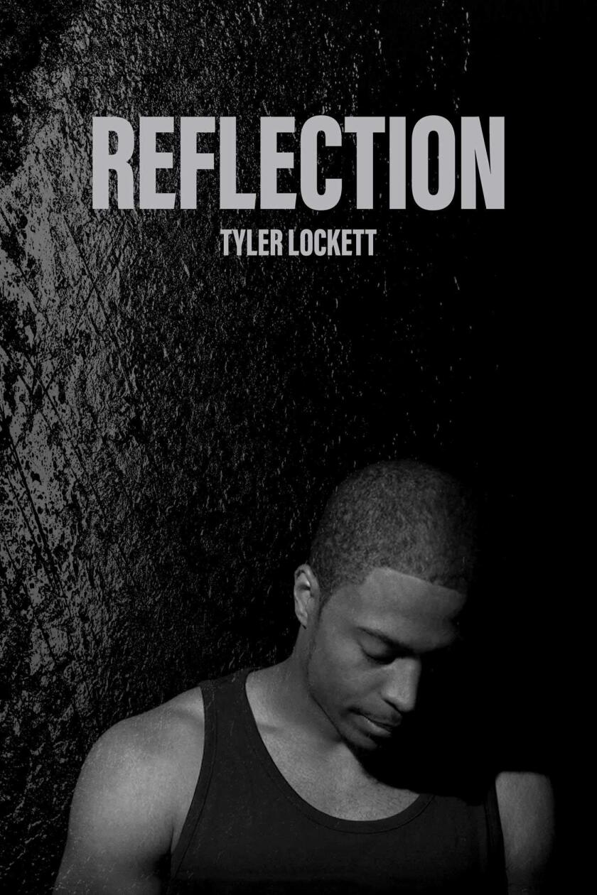 """Front cover art of """"Reflection."""""""