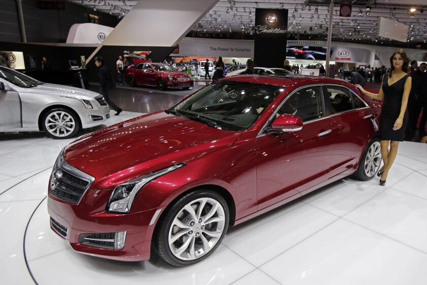 Cadillac ATS Premium