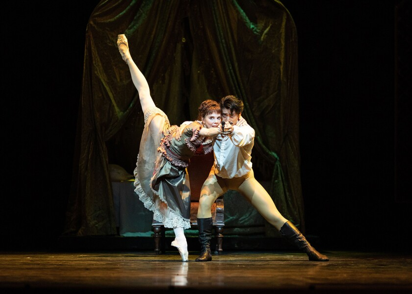 The Royal Ballet Mayerling