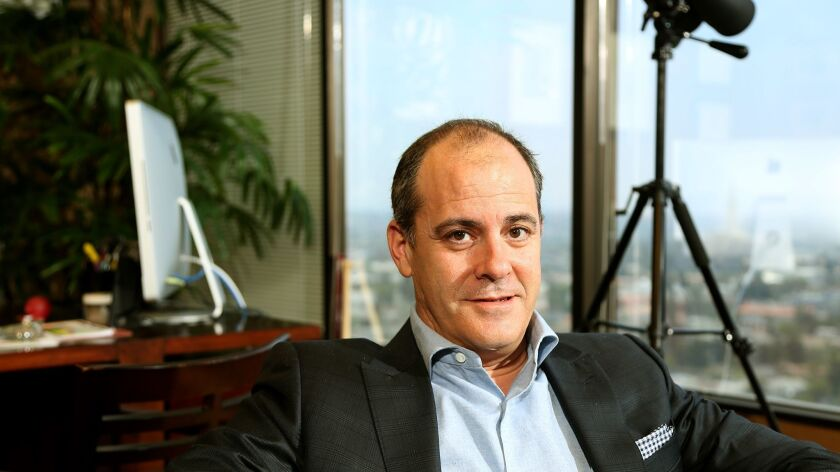 Showtime Chief Executive David Nevins on Thursday was named CBS Corp.'s chief creative officer.