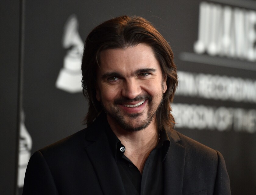 The 20th Annual Latin GRAMMY Awards- Person Of The Year Gala  Arrivals