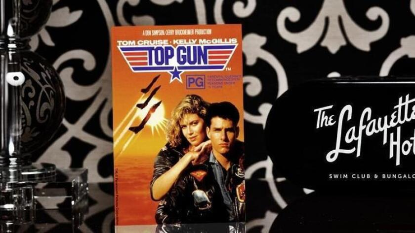 """Did you know that part of """"Top Gun"""" was filmed at The Layfayette Hotel in San Diego? Yep, 30 years ago, Tom Cruise, aka Maverick, serenaded Charlie with the song """"You've Lost That Loving Feeling"""" in the Mississippi Ballroom at the Lafayette. The iconic room will be transformed into a karaoke and DJ event that is free to attend from 10 p.m. to midnight. Enter the karaoke contest, and catch a screening of the pool from 8 to 10 p.m.- Liz Bowen, DSD 2 p.m. to midnight. Friday. The Lafayette Hotel, 2223 El Cajon Blvd., North Park. Free to attend. lafayettehotelsd.com"""