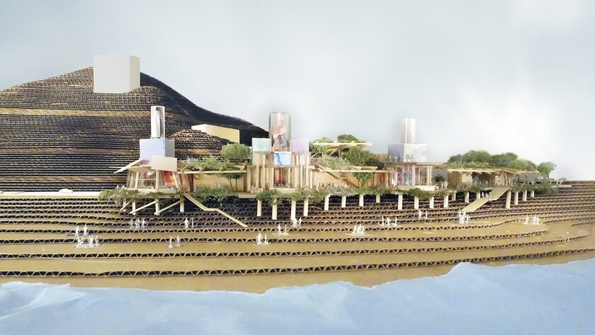 Supervisors favor Wolfgang Puck-Frank Gehry project to replace