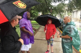 Hurricane Irma's approach brings final sweep to get Orlando's homeless into shelters