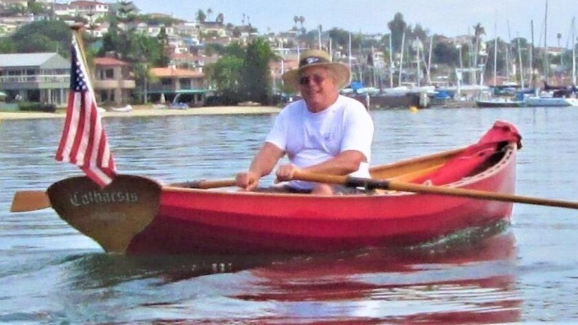Hugo Carver, co-founder of Knight & Carver Yacht Center, was a fixture for more than 40 years on San