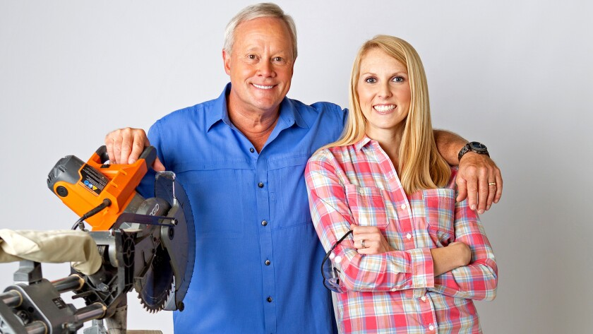 Reality Reality | A pioneer in TV home improvement allays DIYers' fears