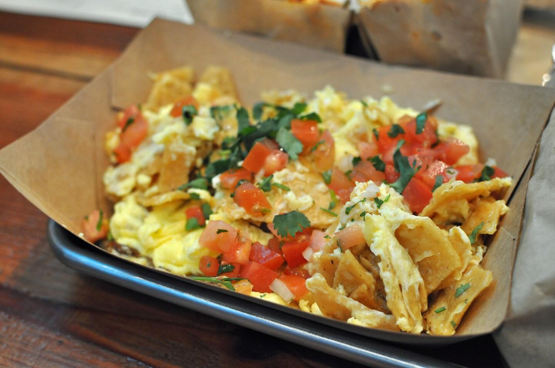 Lonestar's plate of migas brings Texas to Los Feliz.