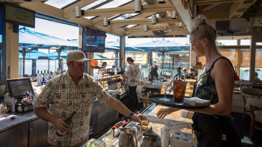 Wind and Sea restaurant celebrates 45 years in Dana Point