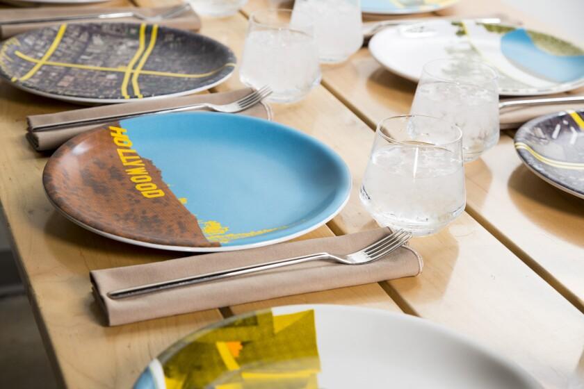 Lemonade plates