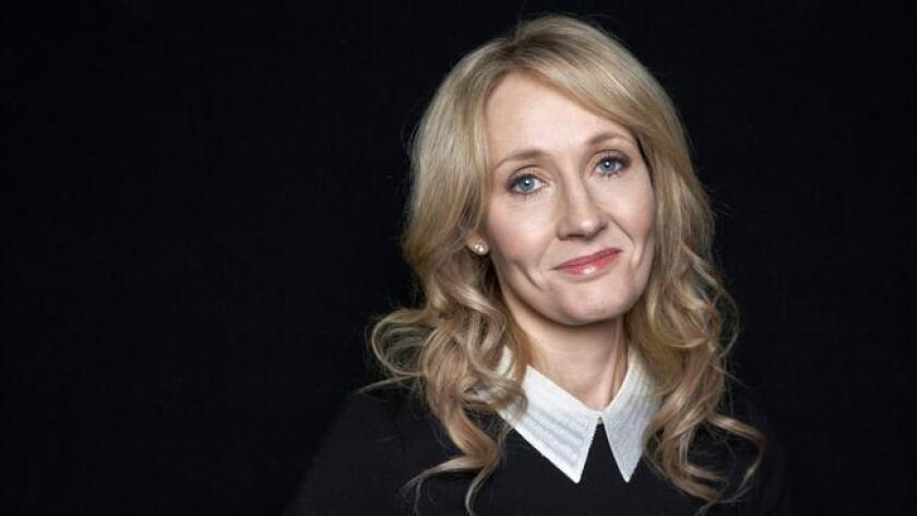 "J.K. Rowling continues to apologize for killing people in the ""Harry Potter"" series."