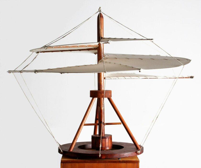 Leonardo Da Vinci Inspira A Soñar San Diego Union Tribune En Español