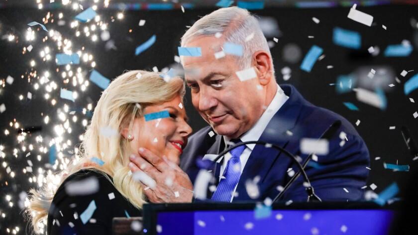 TOPSHOT-ISRAEL-VOTE