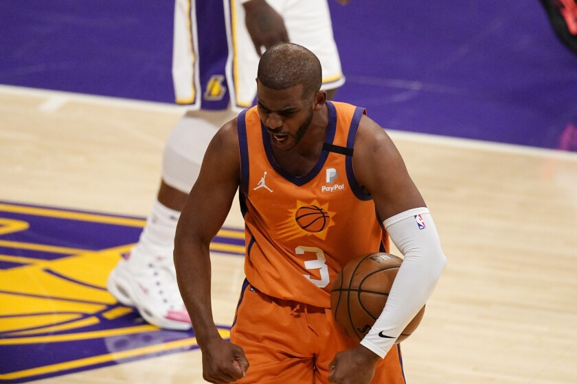Healthier Suns, hurting Lakers make for 1st-round intrigue - The San Diego Union-Tribune