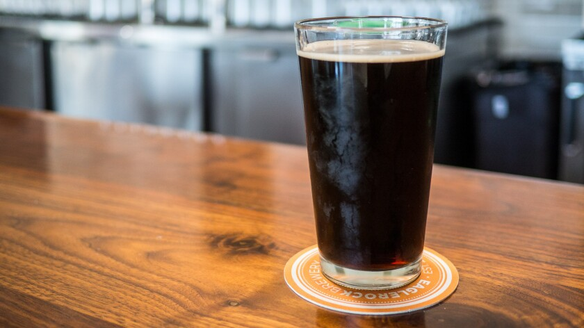 Eagle Rock Brewery plans to limit production of Solidarity, its first craft beer.