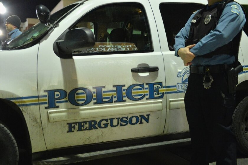 Ferguson, Mo., protest