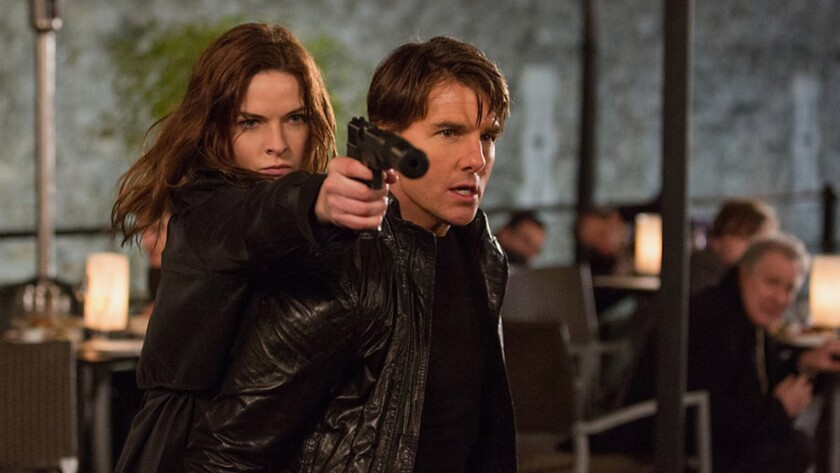 """It's unlikely that the model for the bigger, potential blockbusters, including """"Mission: Impossible,"""" will change any time soon."""