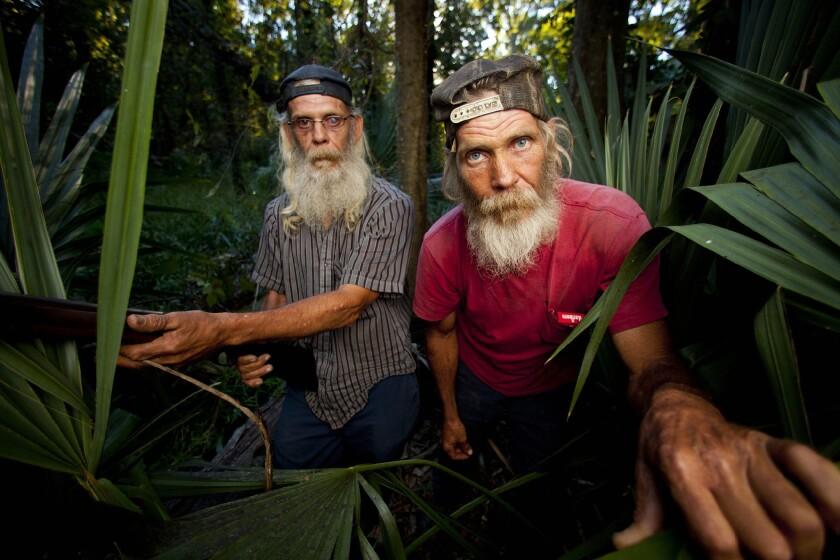 'Swamp People'