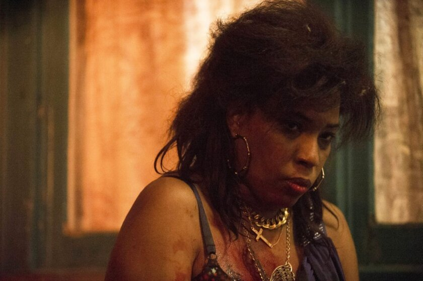"Macy Gray in ""The Grim Sleeper"""