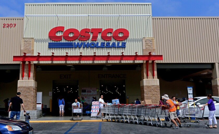 A class-action lawsuit filed against Costco Wholesale Corp. Wednesday is seeking an injunction to stop the company from selling prawns without a label saying the shrimp is the product of slave labor.