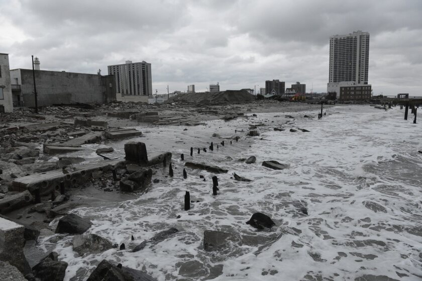 This Atlantic City watering hole is 'bone dry' despite Sandy