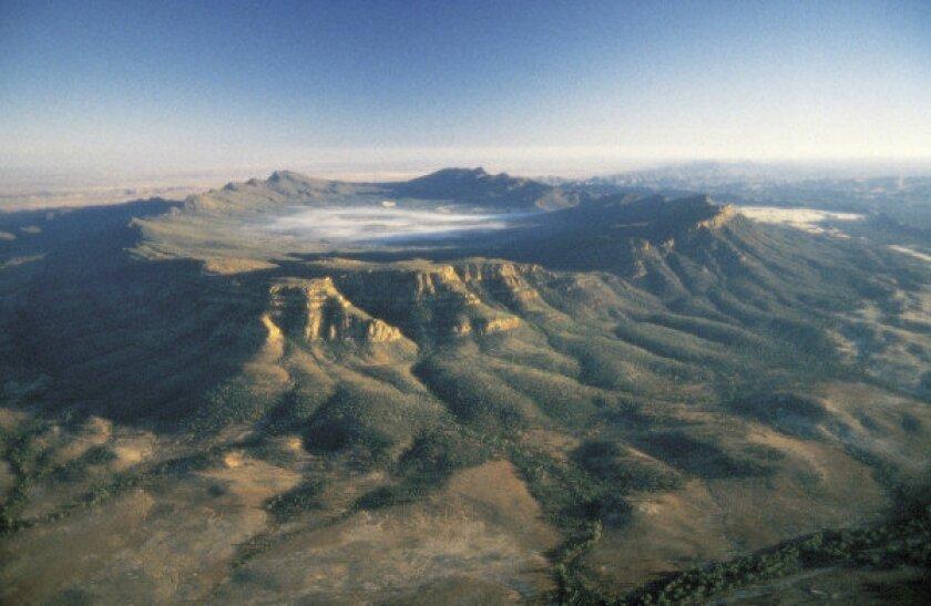 Australia: Hikes explore Flinders Ranges National Park