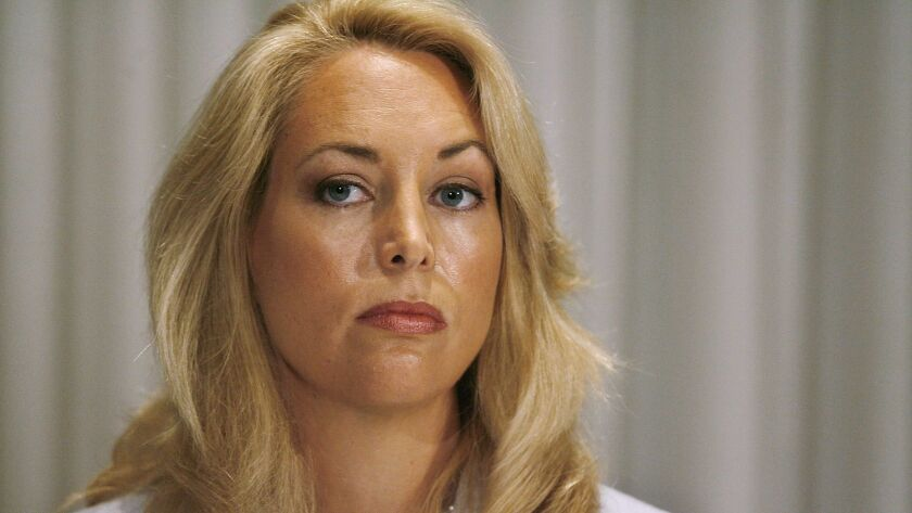 Retired CIA employee Valerie Plame Wilson held a press conference on July 14, 2006 where she and her husband, former diplomat Joe Wilson, announced a lawsuit against senior members of the Bush Administration.
