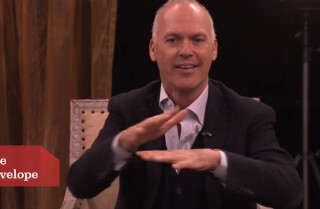 'Hollywood Sessions': Michael Keaton on Times Square scene in 'Birdman'