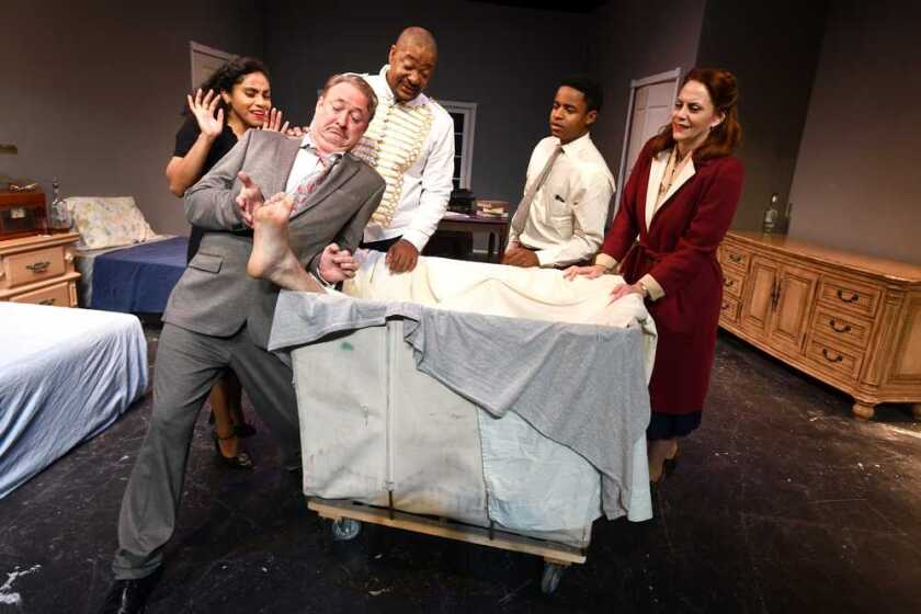 """The Wrong Kind of People"" by Robey Theatre Company"