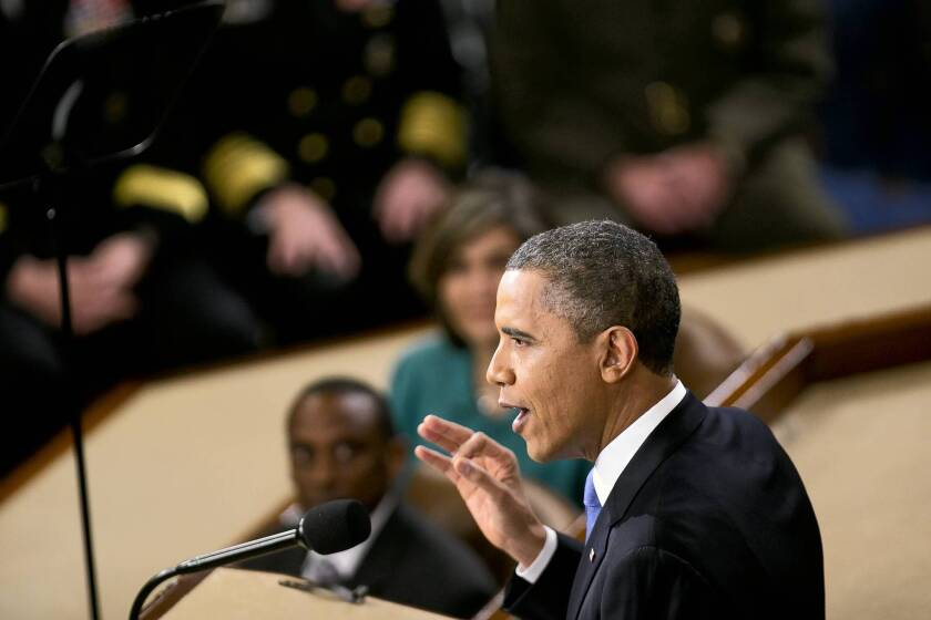 In his State of the Union address, President Obama called for the federal minimum wage to grow to $9 an hour by 2015.