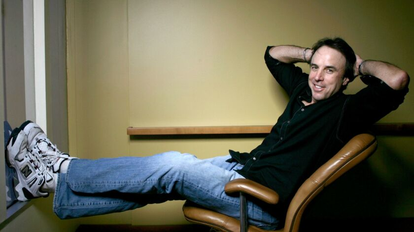 Actor comedian Kevin Nealon poses for a photo in Beverly Hills, Calif., Tuesday, Sept. 26, 2006. (A