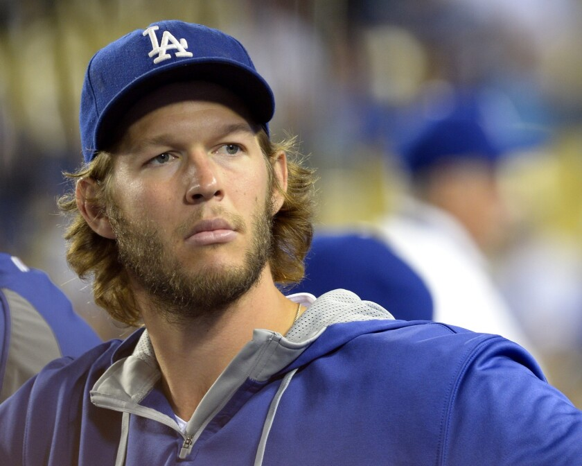 Clayton Kershaw and his wife are excited for the birth of their first child.