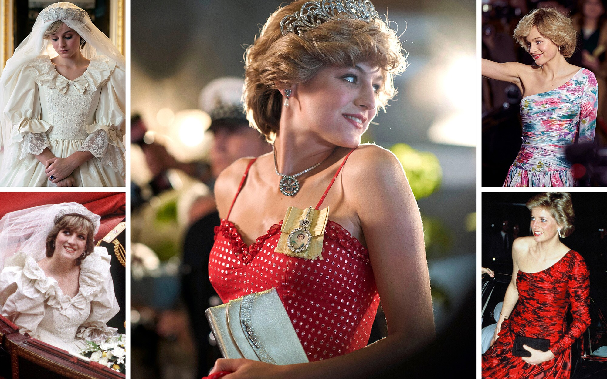 the crown season 4 how princess diana looks were re created los angeles times los angeles times