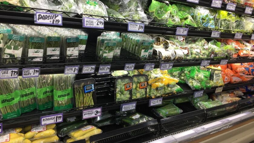 Hey Trader Joe\'s: Less plastic with my food, please - Los Angeles Times