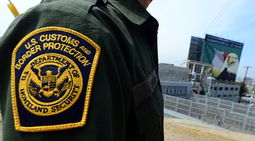 A Border Patrol supervisor has pleaded guilty to secretly videotaping female employees in the restroom.