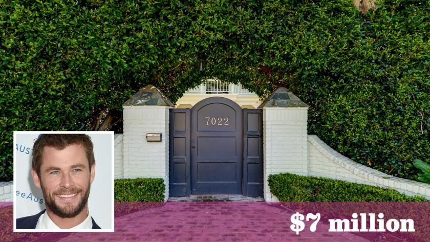 Hot Property | Chris Hemsworth