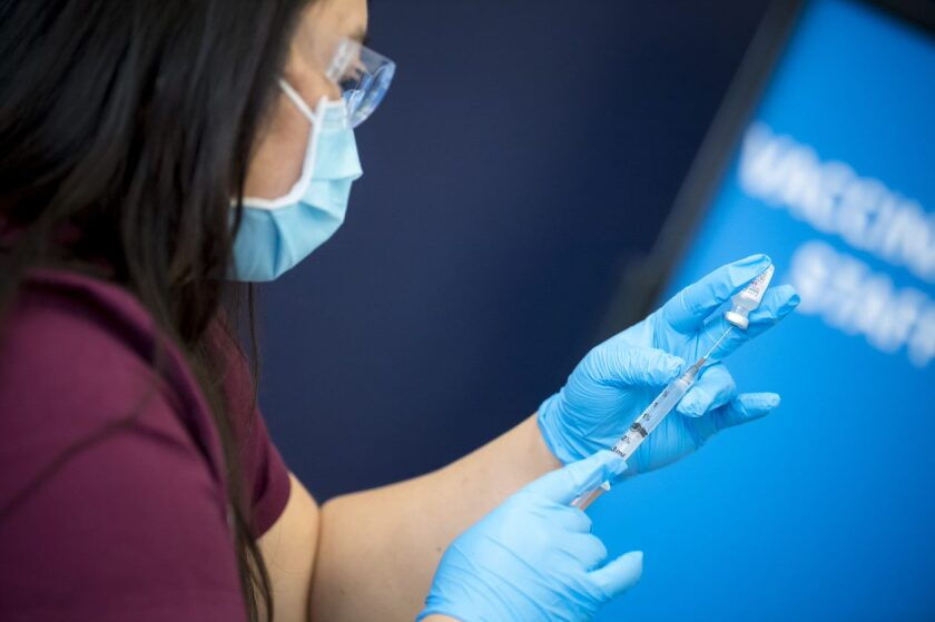 UCSD will immunize upwards of 1,000 students with the Moderna vaccine and study whether they contract COVID-19.