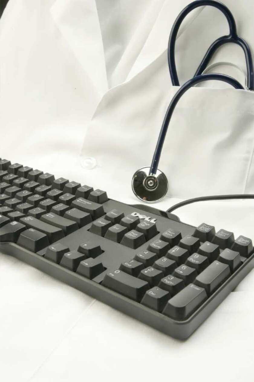 A computer system beat doctors at recording patient histories and symptoms, a study found.