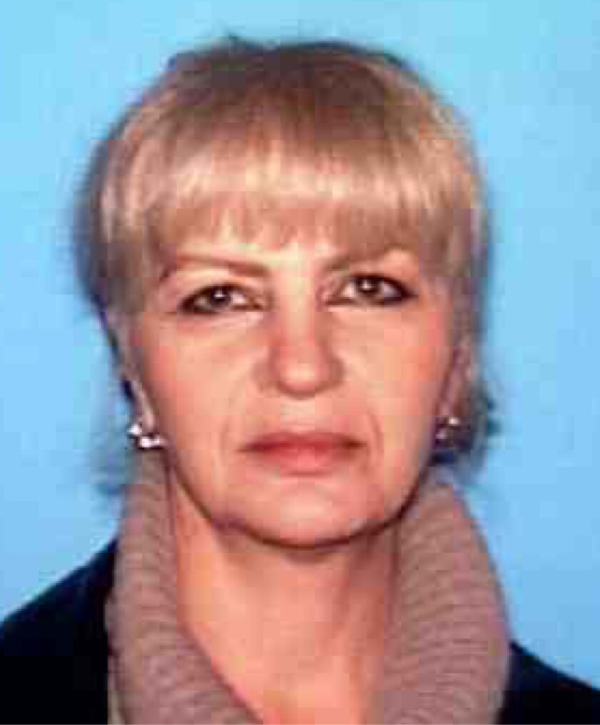 Authorities added Nuritsa Grigoryan to Medicare's list of most-wanted fugitives Thursday.