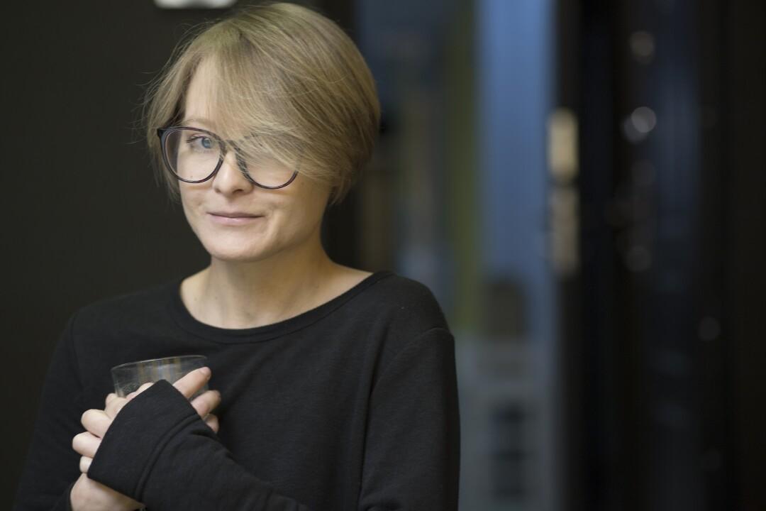 Journalist Rita Loginova