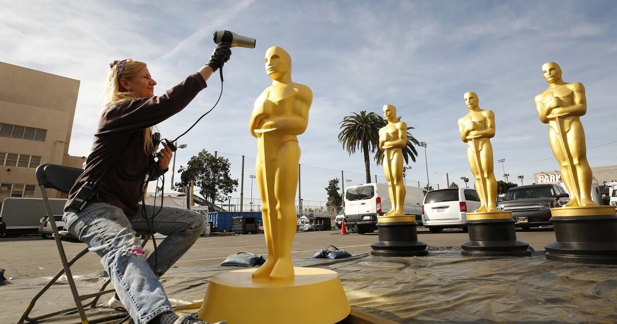 Κάποιοι δρόμοι γύρω από το Hollywood είναι Dolby Θέατρο να παραμείνει κλειστό μέρες μετά τη σημερινή Όσκαρ