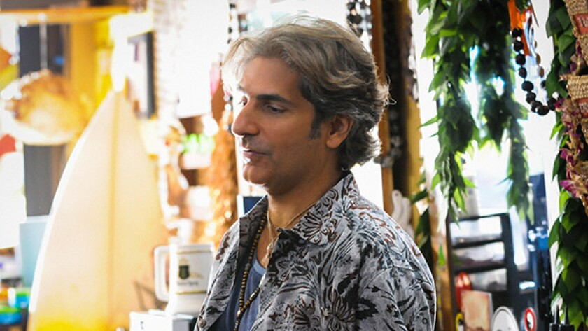 "Michael Imperioli in ""Hawaii Five-0"" on CBS."