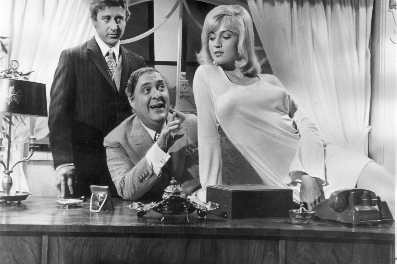 Why Gene Wilder gave Gilda Radner's name to Cedars-Sinai for its