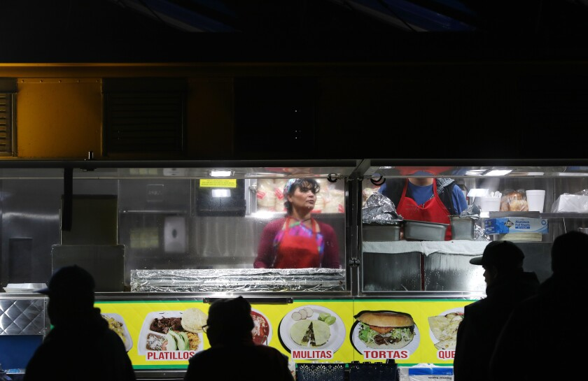 Las Taqueras: 3 women in the male-dominated world of tacos