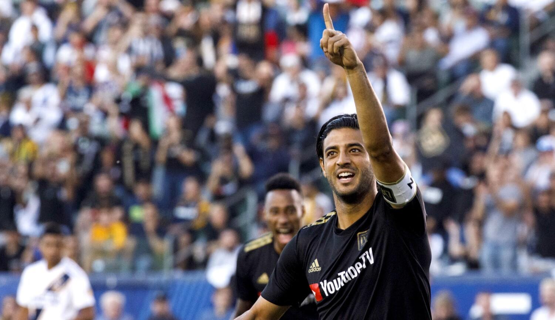 LAFC's Vela, Galaxy's Chicharito skipping mandatory media sessions hurts MLS