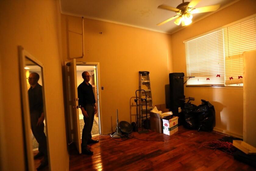 Bootlegged apartment